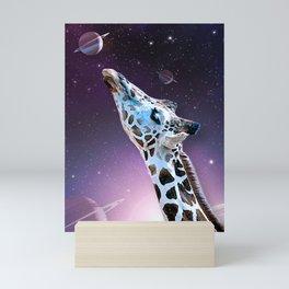 New Heights #digitalmagic Mini Art Print