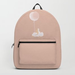 Baby Girl Blush Pink Backpack