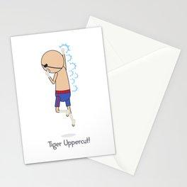 Tiger Uppercut Stationery Cards