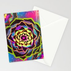 Organic Mandala Stationery Cards