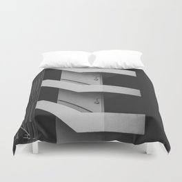 Emergency Escape Duvet Cover