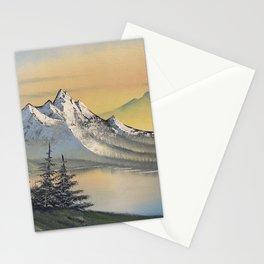 Pastel Landscape Stationery Cards