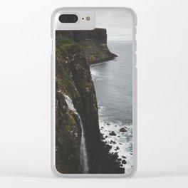 isle of skye, xi Clear iPhone Case