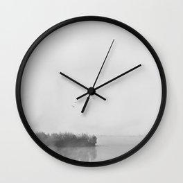 Landscape No. 24 Wall Clock