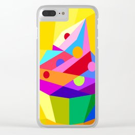 Delicious Clear iPhone Case