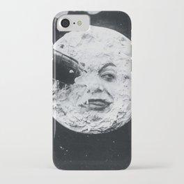 A Trip To The Moon Film Georges Méliès iPhone Case