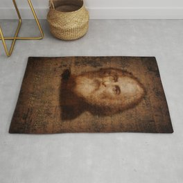 Henry Wadsworth Longfellow Rug