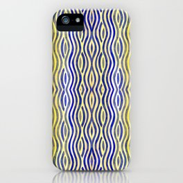 Skipping Pebbles iPhone Case