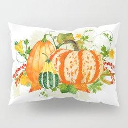 Pumpkin Bouquet Pillow Sham