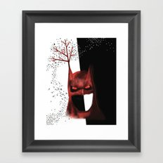 Organ Donor Framed Art Print