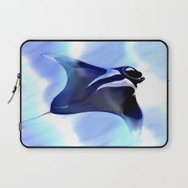 Manta Rays Laptop Sleeve