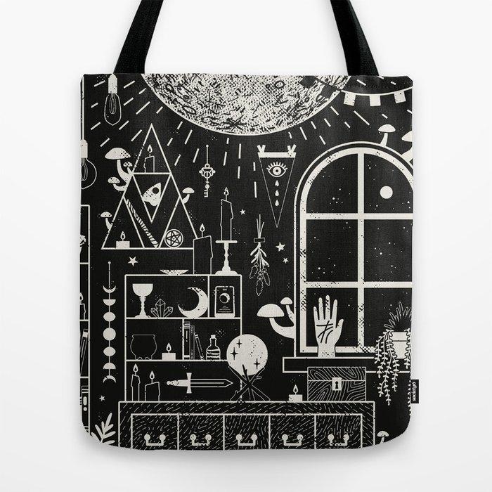 Moon Altar Tote Bag