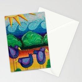 Chicky Chicky chicky Stationery Cards