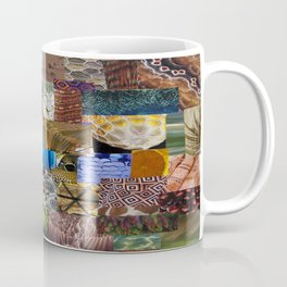 Collage - Tiled Coffee Mug