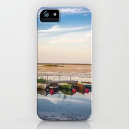 Seascape iPhone Case