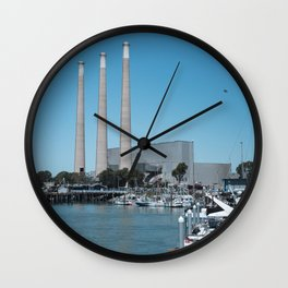 Morro Bay Wall Clock