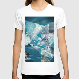 Aqua Crystal T-shirt