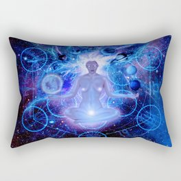 Empress of the Zodiac Rectangular Pillow