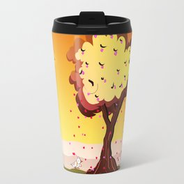 Under the tree part II Travel Mug