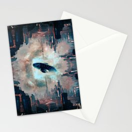Far Out Stationery Cards