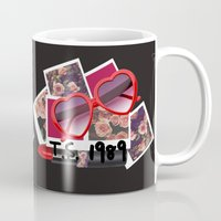1989 Mugs featuring T.S. 1989 by littlestcupoftea