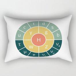 Standard Model Rectangular Pillow
