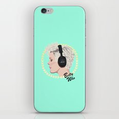 Betty Who | Pop Star iPhone & iPod Skin