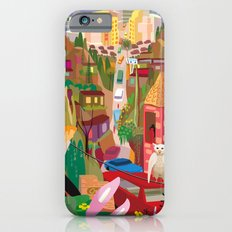 Playboys and Geishas in Old Los Angeles iPhone 6s Slim Case