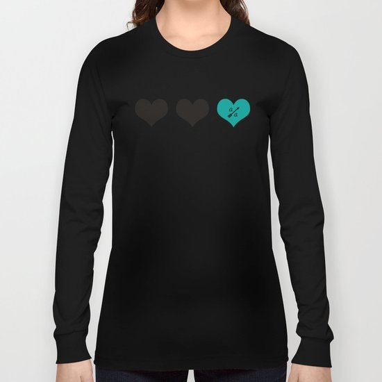 Pattern Ally A Long Sleeve T-shirt