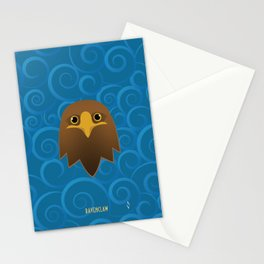 The Eagle of Wisdom Stationery Cards