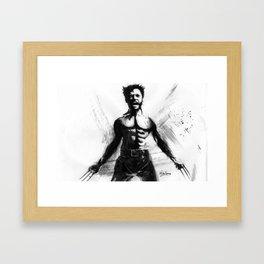 The Immortal. Framed Art Print