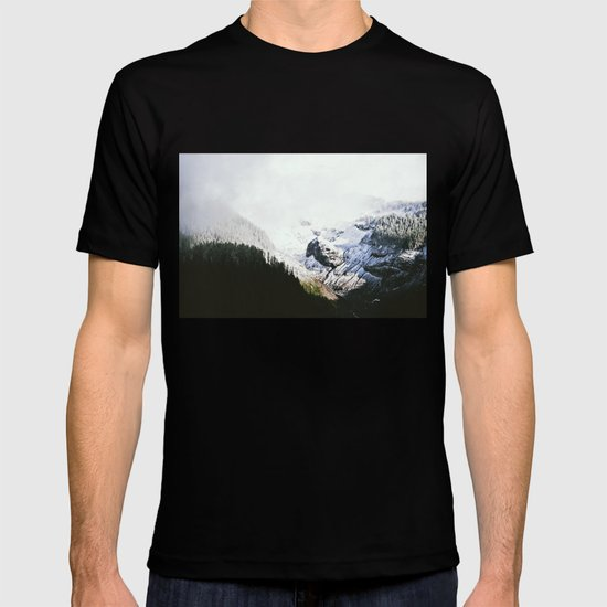 Mountain Valley Contrast T-shirt