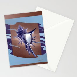 Beautiful Homes - The Spiny Murex Stationery Cards