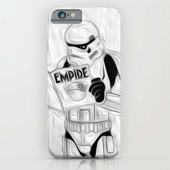 trooper empire iPhone & iPod Case