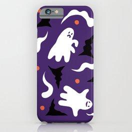 Halloween Ghost iPhone Case
