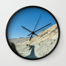 Death Valley Wall Clock