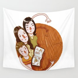 Charmed (alphabet series TV) Wall Tapestry