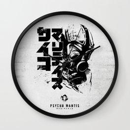 083 Psycho Mantis Wall Clock