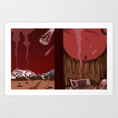 Parsifal Art Print
