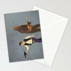 Han & Chewie Stationery Cards