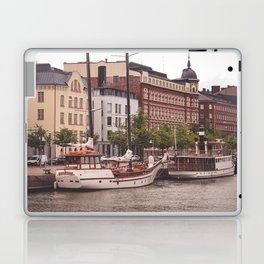 Memories from Helsinki Laptop & iPad Skin