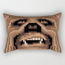 Pixel Wars - Chewie Rectangular Pillow