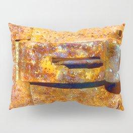 Industrial Lock Pillow Sham