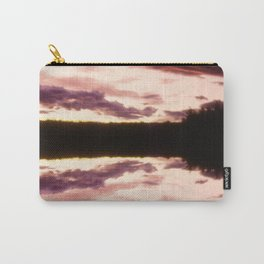 Rorschach's Sunset Carry-All Pouch