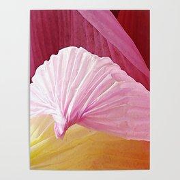 Paper Petals Poster