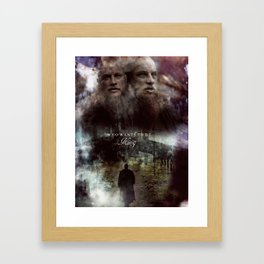 Who Wants To Be King Framed Art Print