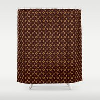 wizard Shower Curtains featuring Wizard couture by Nana Leonti