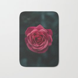 Flower Photography by aaron staes Bath Mat