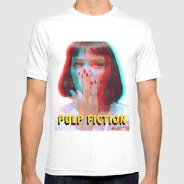 """I said goddamn. Goddamn"" - MIA WALLACE T-shirt"