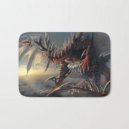 Demon Slayer Commission Bath Mat